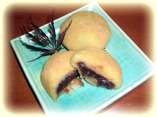 鳴門金時を使用して作る美味しい芋餅